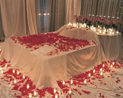 Rose Petals Room Decoration Destined To Be Together