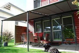 Diy Awnings For Decks The 6 Stages Of Sun Shading Wind And Rain Protection