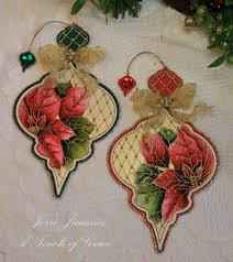 a touch of grace spellbinders jeweled ornaments
