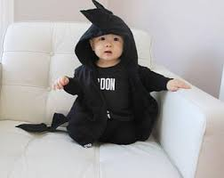 Baby Boy Dinosaur Halloween Costume Halloween Baby Toddler Kids Black Dragon Costume Tail