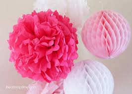 tissue paper flowers how to make tissue paper flowers i heart nap time