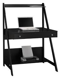 Ladder Style Computer Desk by Floating Computer Desk Home Interior Furniture