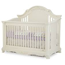 Baby Cribs 4 In 1 Convertible Bassettbaby Premier 4 In 1 Convertible Crib In Pearl