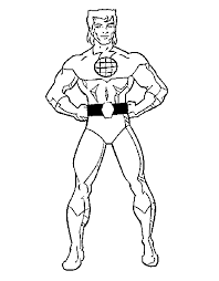 captain planet coloring pages projects free
