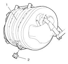 repair instructions off vehicle intake manifold disassemble