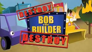 image destroy bob builder destroy png mad cartoon network