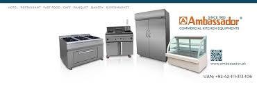 ambassador commercial kitchen equipments home facebook