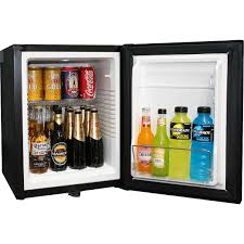 mini bar fridge under zero 40litre quiet running bch 40a channon