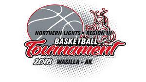 design graphics wasilla 2018 northern lights region iii basketball tournament on livestream