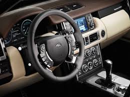 vintage range rover interior 2010 land rover range rover hse land rover luxury suv review