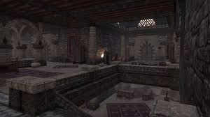 Skyrim Decorate House by Eso Fashion Hunding U0027s Palatial Hall