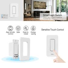 touch l on off plug in control touch wall switch ebay