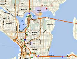 seattle map by district puget sound mycological society contact directions
