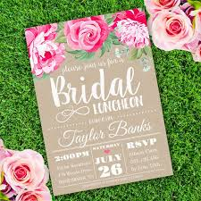 bridal luncheon invitations templates printable bridal luncheon invitation template invite your guests