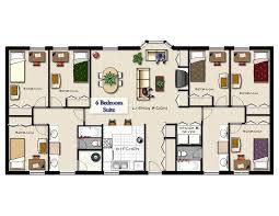 100 best 25 6 bedroom house 100 2 story open floor plans