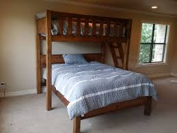 Bunk Beds Designs For Kids Rooms by Best 25 Farmhouse Bunk Beds Ideas On Pinterest Farmhouse Kids