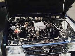 daihatsu feroza engine daihatsu feroza engine f 300 workshop repair manual on cd ebay