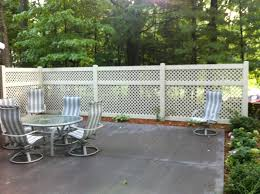 Privacy Ideas For Backyard Privacy Fence Ideas For Decks U2014 New Decoration Best Privacy