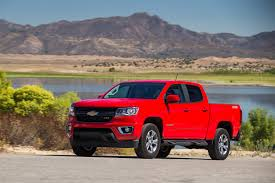 Mid Size Dodge Pickup Driving Big 2015 Chevy Colorado 4wd Z71 New On Wheels Groovecar