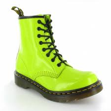 womens green boots uk dr martens 1460w qq dot womens 8 eyelet ankle boots lime green