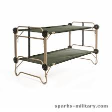 Cot Bunk Beds Us Cing Cot Bunk Bed Disc O Bed Buy At Sparks