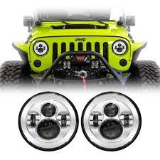 jeep chrome 7