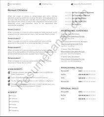 Senior Java Developer Resume Resume Banao U2013 Create Resume Online Online Resume Maker In Delhi