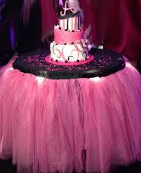 Tulle Decorations The 25 Best Tulle Table Ideas On Pinterest Tulle Table Skirt
