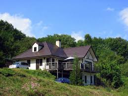 that beautiful house on the hill