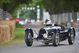 vintage bugatti race car 2017 goodwood festival of speed carlassic