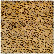 Safavieh Leopard Rug Tufted Safavieh Animal Print Area Rugs Rugs The Home Depot