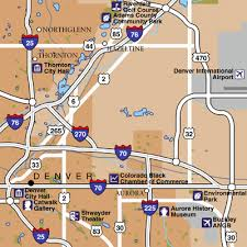 denver international airport airport maps maps and directions to