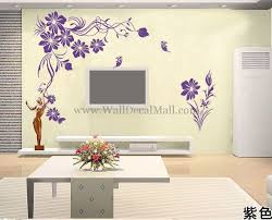 Beautiful Wall Stickers by Beautiful Branches Flower And Butterfly Wall Decals