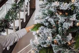 spruce up your tree with real pine branches the