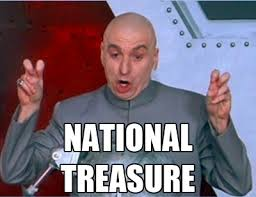 Evil Meme - tiger extinction national treasure dr evil meme cilisos
