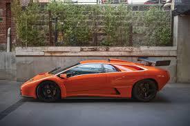 Gtr 2000 Who Needs An Aventador S When You Can Have This 2000 Lamborghini