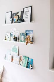 Ikea Shelves Wall by Best 25 Nursery Shelves Ideas On Pinterest Nursery Shelving