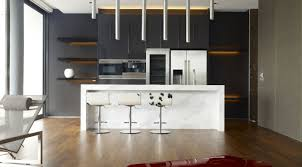 bar white kitchens beautiful with gas cooktop stainless steel