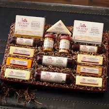 cheese gift box home for the holidays gift box gift purchase our gourmet sausage