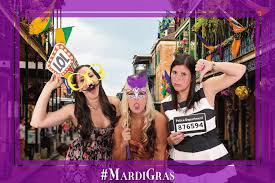 mardi gras photo booth services boogie booth