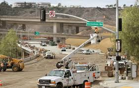 Caltrans Traffic Map Project Chips Away At Sorrento Valley Gridlock The San Diego