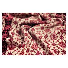 digital printing linen fabric organic material fresh linen dress