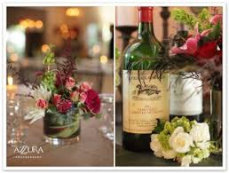 themed wedding centerpieces wedding centerpieces wine theme aol image search results