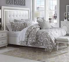 Harmony Platform Bedroom Set Beds Sky Tower Platform Bed White Cloud By Michael Amini