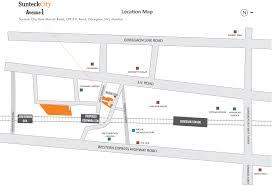Suntec City Mall Floor Plan by Skystar Sunteck City Avenue 1 In Goregaon West Mumbai Price