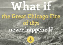 Great Chicago Fire Map by Curious City U0027s Jenn Brandel On News Experiments Storybench