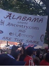 Eharmony Meme - alabama where ancestrycom and eharmony are th e same g meme on