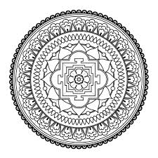 mandala coloring pages best of online itgod me