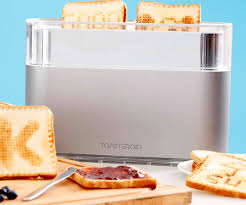 Toaster Poacher Controlled Smart Image Toaster