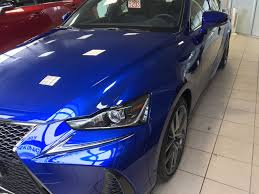 lexus forum toronto 2017 is300 fsport 2 in mica blue clublexus lexus forum discussion